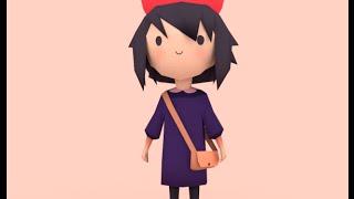 getlinkyoutube.com-[Timelapse] Low Poly Girl