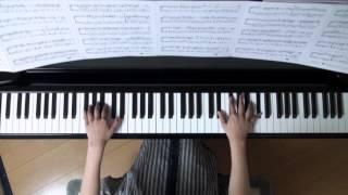getlinkyoutube.com-クリスマスソング ピアノ back number ドラマ『5⇒9~私に恋したお坊さん~』主題歌