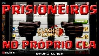 getlinkyoutube.com-O BUG dos PRISIONEIROS - Clash of Clans - Bruno Clash