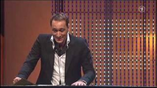 Depeche Mode - Echo 2010 - Best international Band