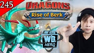 Snogglesong Titans & Lots of Dragons | Dragons: Rise of Berk [Episode 245]