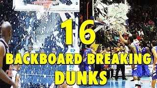 getlinkyoutube.com-16 Backboard-Breaking Powerful Dunks