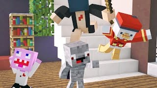 getlinkyoutube.com-Minecraft WHO'S YOUR DADDY? - BABY RAGE XDD! mit schmockyyy, Rippeax, Eiterbeule
