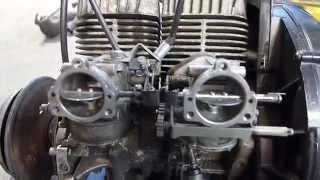 getlinkyoutube.com-Mystery 433cc Yamaha Sno-Jet engine find ....Mustie1 dedication