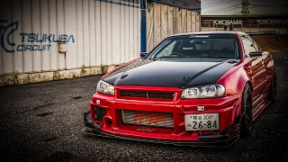 getlinkyoutube.com-Ultimate Nissan Skyline GT-R R34 Sound Compilation