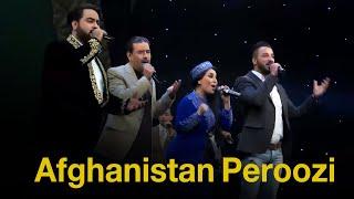 getlinkyoutube.com-Afghan Star Season 11 - Top 10 - Group song / فصل یازدهم ستاره افغان - 10 بهترین - آهنگ گروپی