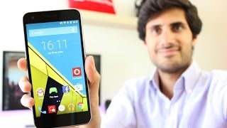 getlinkyoutube.com-Vodafone Smart Ultra 6 4G - Análise