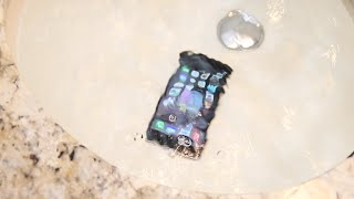 getlinkyoutube.com-iPhone 6 Water Test!