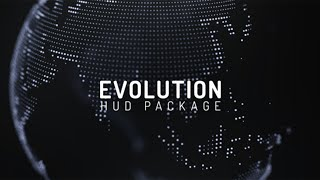 #VH - Evolution HUD Infographics