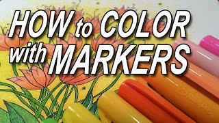 getlinkyoutube.com-How to Color with Markers