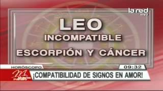 getlinkyoutube.com-Compatibilidad de los signos en el amor: Leo