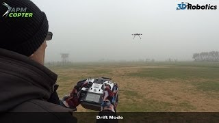 "getlinkyoutube.com-APM Copter V3.1 Release - ""Simple - Super Simple - Drift - Auto"" demonstration"