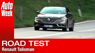 getlinkyoutube.com-Renault Talisman (2016) AutoWeek review