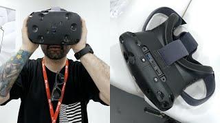 getlinkyoutube.com-Best VR Experience Ever! (HTC + Valve = Vive)