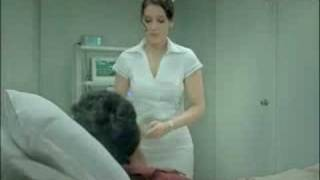 getlinkyoutube.com-Virgin Mobile: virgin mobile yo yo hot nurse commercial