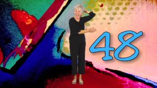 getlinkyoutube.com-Macarena Count to 100 - Learning with Music - Macarena Count to 100