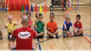 getlinkyoutube.com-Fun Things in JumpStart Kids Fitness Class