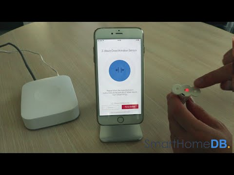 HOW-TO: Unpair and Disconnect your Samsung SmartThings Hub from an Aeotec Recessed Door Sensor