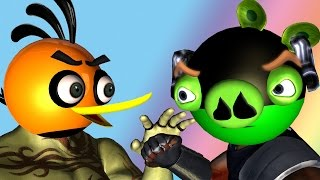 getlinkyoutube.com-ANGRY BIRDS as Guardians of the Galaxy ♫ 3D animated  mashup ☺ FunVideoTV - Style ;-))