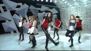 getlinkyoutube.com-SNSD - The boys (소녀시대-더보이즈) @SBS Inkigayo 인기가요 20111030