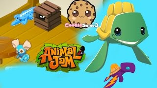 getlinkyoutube.com-Cookieswirlc Plays Online ANIMAL JAM Gaming Video Creating Character