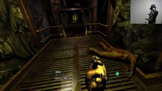 Doom 3 ROE (HTC Vive VR) Veteran Difficulty part 2