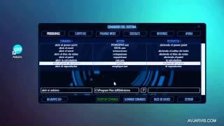 getlinkyoutube.com-Editor de comandos AVJarvis B3+