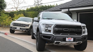 How Much Better is the New 2017 Ford Raptor?