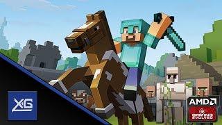 getlinkyoutube.com-Minecraft on AMD Radeon R7 240 2GB GDDR3