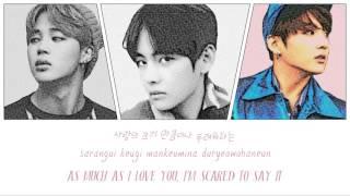 getlinkyoutube.com-BTS (방탄소년단) – As I Told You (말하자면) (Cover) [Color coded Han|Rom|Eng lyrics]