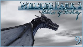 Stormy Arrival of the Sapphire Dragons!! • Wildlife Park 2: Fields of Fantasy • #9