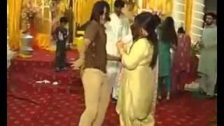 getlinkyoutube.com-lahore wedding dance dil mein mere hai darde disco