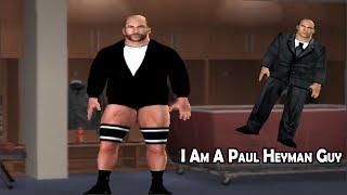 getlinkyoutube.com-WWE NEW ERA PROJECT CESARO CAW FORMULA SVR 11 PS2