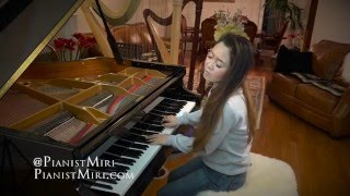 Lukas Graham - 7 Years | Piano Cover By Pianistmiri