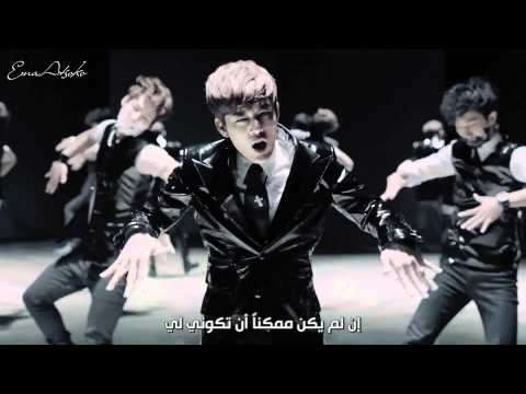 SE7EN - SOMEBODY ELSE (Korean Ver.) { Arabic Sub }