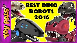 getlinkyoutube.com-The Best Interactive ROBOT DINOSAUR TOYS Compared - Gift Guide