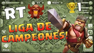 "getlinkyoutube.com-""LA ALDEA EMBRUJADA"" ROAD TO CAMPEÓN! #1 - CLASH OF CLANS"