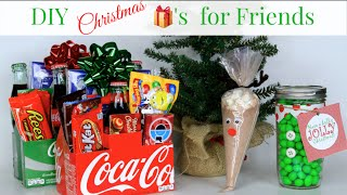 getlinkyoutube.com-3 DIY Friend Christmas Gifts + #ShareTheGift Nativity Collab