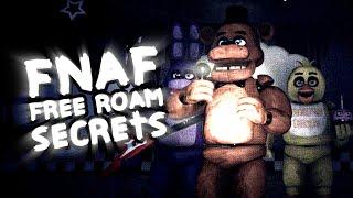 getlinkyoutube.com-FNAF Free Roam!    Easter Eggs & More!!    Unreal Shift At Freddy's