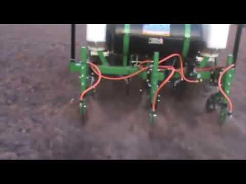 Carpideira com Aplicador de Herbicida ASA IMPLEMENTOS