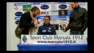 RVM INTERVISTE MARSALA1912   - MAZARA CALCIO