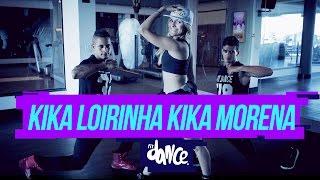 getlinkyoutube.com-Kika Loirinha Kika Morena - Maderada do Arrocha - Coreografia | FitDance - 4k