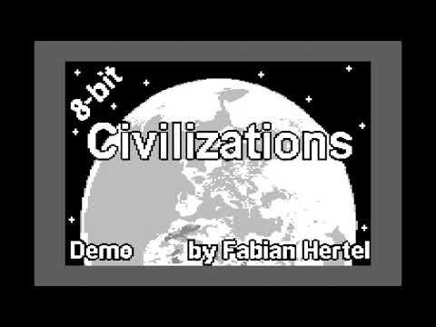 Civilization C64 NEW GAME 2020