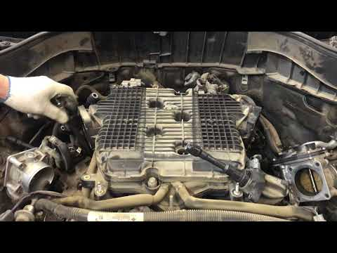 Двигатель Infiniti для FX/QX70 (S51) 2008 после