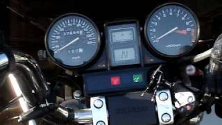 getlinkyoutube.com-1985 Honda Magna V65 -Take 1