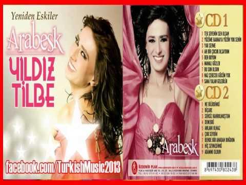 Yıldız Tilbe Yeniden Eskiler Arabesk 2013 Albümü Dinle