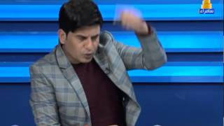 getlinkyoutube.com-الشاعر علي الشمري يتحدث عن اساءة صباح الهلالي له - برنامج توارد