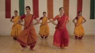 getlinkyoutube.com-Teaching Methodology - Natyaabhyasa Upaasanam