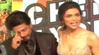 getlinkyoutube.com-Bollywood Actors UGLY FIGHTS with Media | Deepika Padukone, Shahrukh Khan, Salman Khan & Others