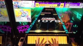 getlinkyoutube.com-【CHUNITHM】Oshama Scramble! (Cranky Remix)(MASTER)AJ 手元